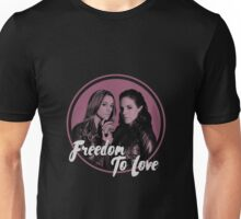 Lost Girl - Doccubus - Freedom To Love Unisex T-Shirt