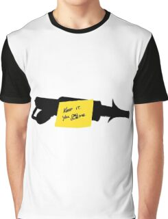 Keep the Grappler Graphic T-Shirt