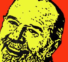 George Carlin atheist Sticker