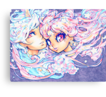 little dream Canvas Print