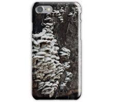 Crowded Log (please view larger) iPhone Case/Skin