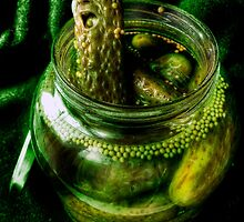 Pandora's pickle jar by craig sparks