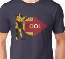 Funny jester comic prank Im with fool Unisex T-Shirt