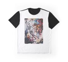 Skeleton Noir Graphic T-Shirt
