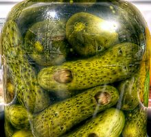 In pickling vinegar no-one can hear you scream by craig sparks