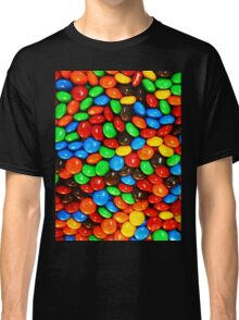 M&M's Pattern Classic T-Shirt