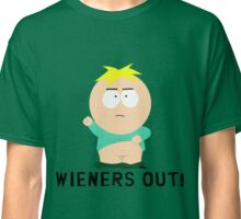Wieners out!  Classic T-Shirt