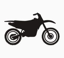 Motocross motorbike Baby Tee