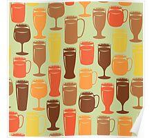 Simple beer Poster