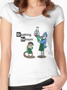 Breaking Benson Women's Fitted Scoop T-Shirt