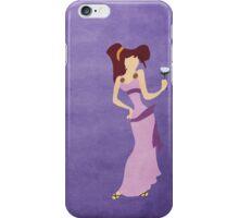 Hercules inspired design (Meg). iPhone Case/Skin