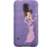 Hercules inspired design (Meg). Samsung Galaxy Case/Skin