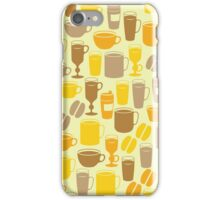 Simple coffee iPhone Case/Skin