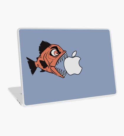 Piranha loves Apple Laptop Skin