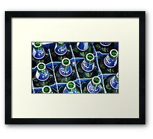 Before One Party Framed Print