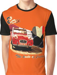 2cv the taste of freedom Graphic T-Shirt