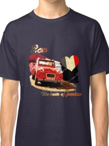 2cv the taste of freedom Classic T-Shirt