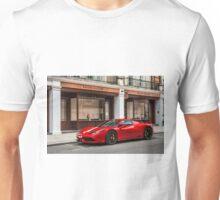 Ferrari 458 Speciale Aperta Unisex T-Shirt