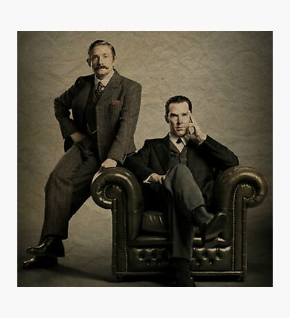 Abominable Bride Photographic Print