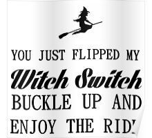 witch switch Poster