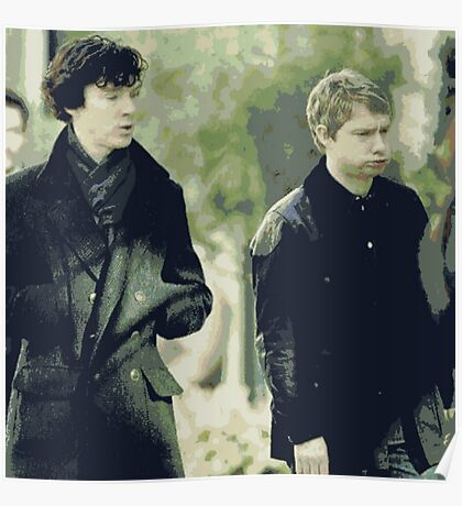 Johnlock Poster