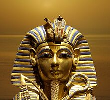 Egypt King Tut by Erika Kaisersot
