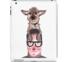 Sally and Monty iPad Case/Skin