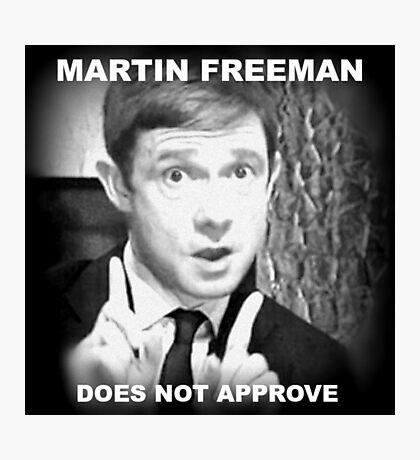 Martin Freeman Photographic Print