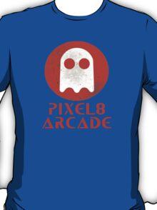 Pixel 8 Arcade T-Shirt