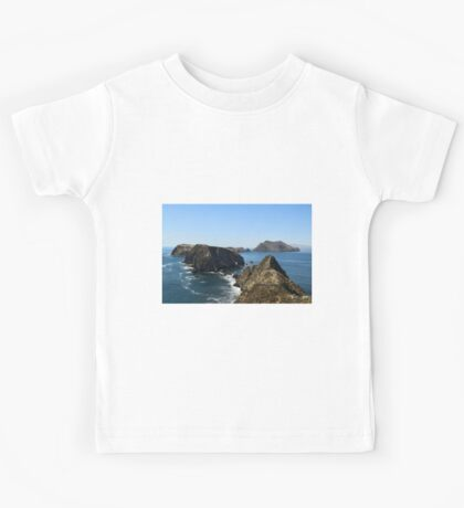 Inspiration Point, Channel Islands National Park, California Kids Tee