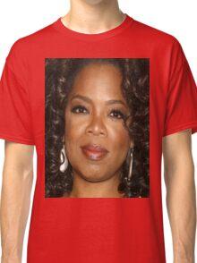 Oprah Close Up Classic T-Shirt