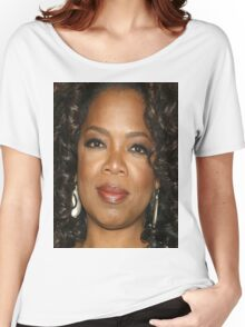 Oprah Close Up Women's Relaxed Fit T-Shirt