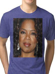 Oprah Close Up Tri-blend T-Shirt
