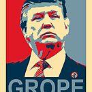 GROPE by George Paul Miller