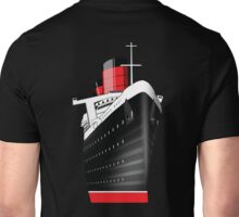 Queen Mary Art Deco Unisex T-Shirt