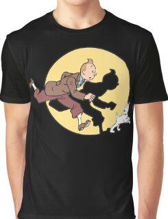 TINTIN Graphic T-Shirt