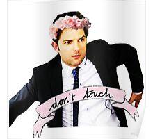 Ben Wyatt - Don't Touch Poster