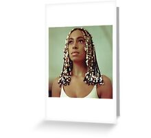 Solange  Greeting Card