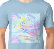pastel hologram Unisex T-Shirt