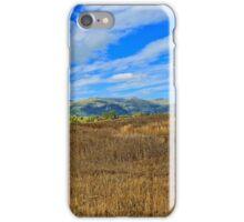 The Ochills iPhone Case/Skin