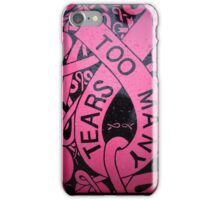 Spread The Word iPhone Case/Skin