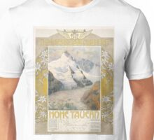 Vintage poster - Hohe Tauern Unisex T-Shirt