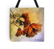 The End of the Season Tote Bag