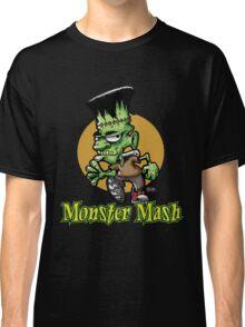 Frankenstein Monster Mash Halloween Classic T-Shirt