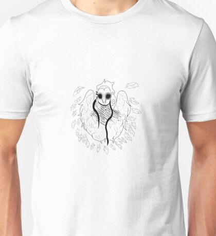Barn Owl Warrior  Unisex T-Shirt