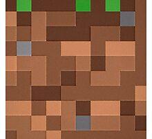 Minecraft ground by masxxi