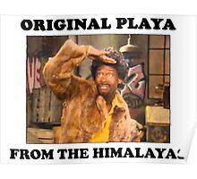 Jerome-Original Playa Poster