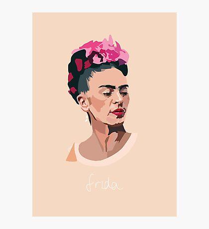 Frida Kahlo - Artist Series Photographic Print
