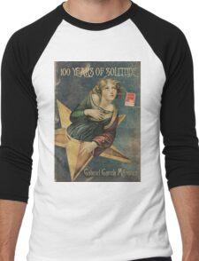 100 Years of Infinite Sadness  Men's Baseball ¾ T-Shirt