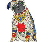 Art of Pug - Art By Eddy by dvampyrelestat